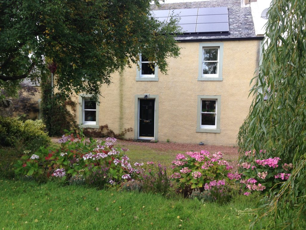 NetMR Scotland's offices (Ladyburn House, Cupar, Scotland)